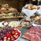 buffet-castello-vigoleno-ristorante