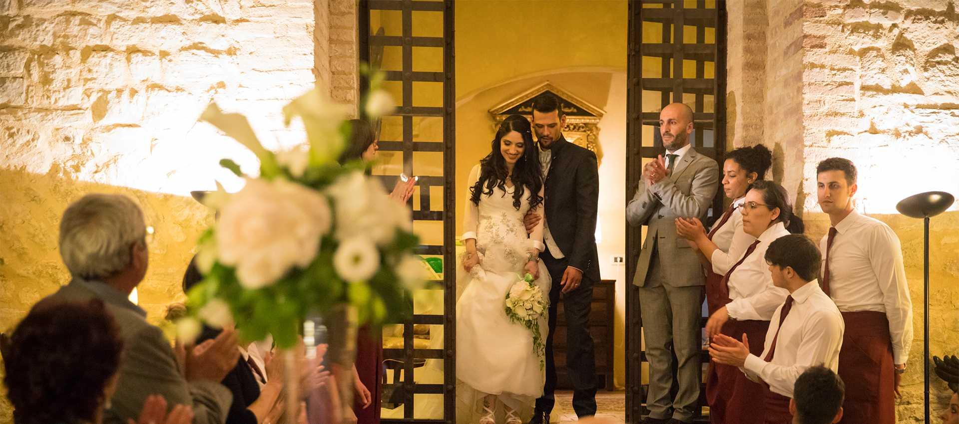 Tema Matrimonio In Un Castello : Matrimonio in stile medievale la fiaba di jessica e lorenzo